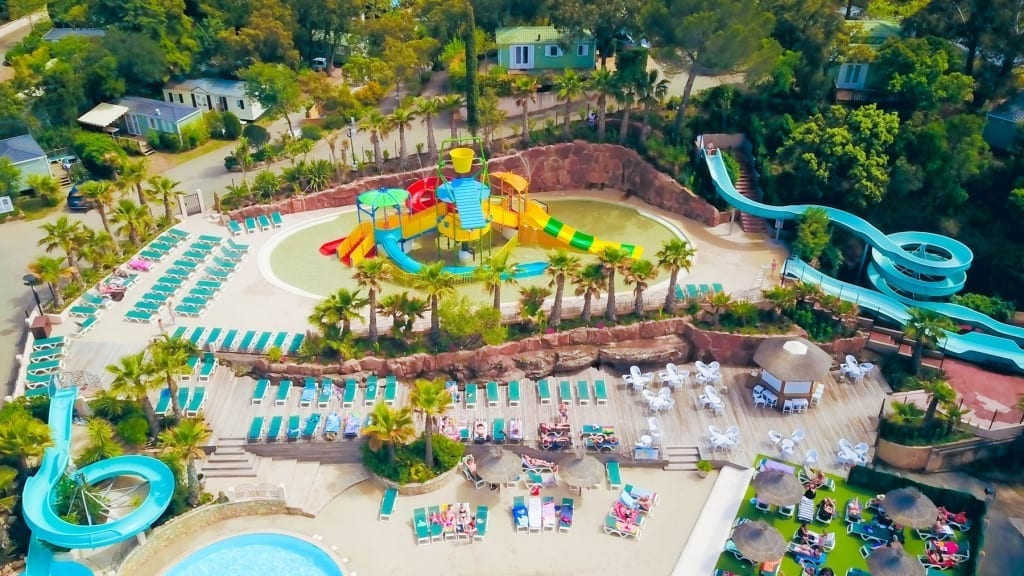 Parc Aquatique Esterel Caravaning